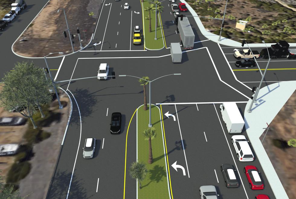 VectorZero Map Overlay Intersection 2
