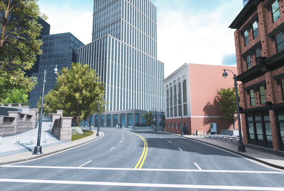 PolyPixel CityBuildings 1
