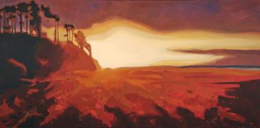 """""""Oregon Coast Sunset"""""""