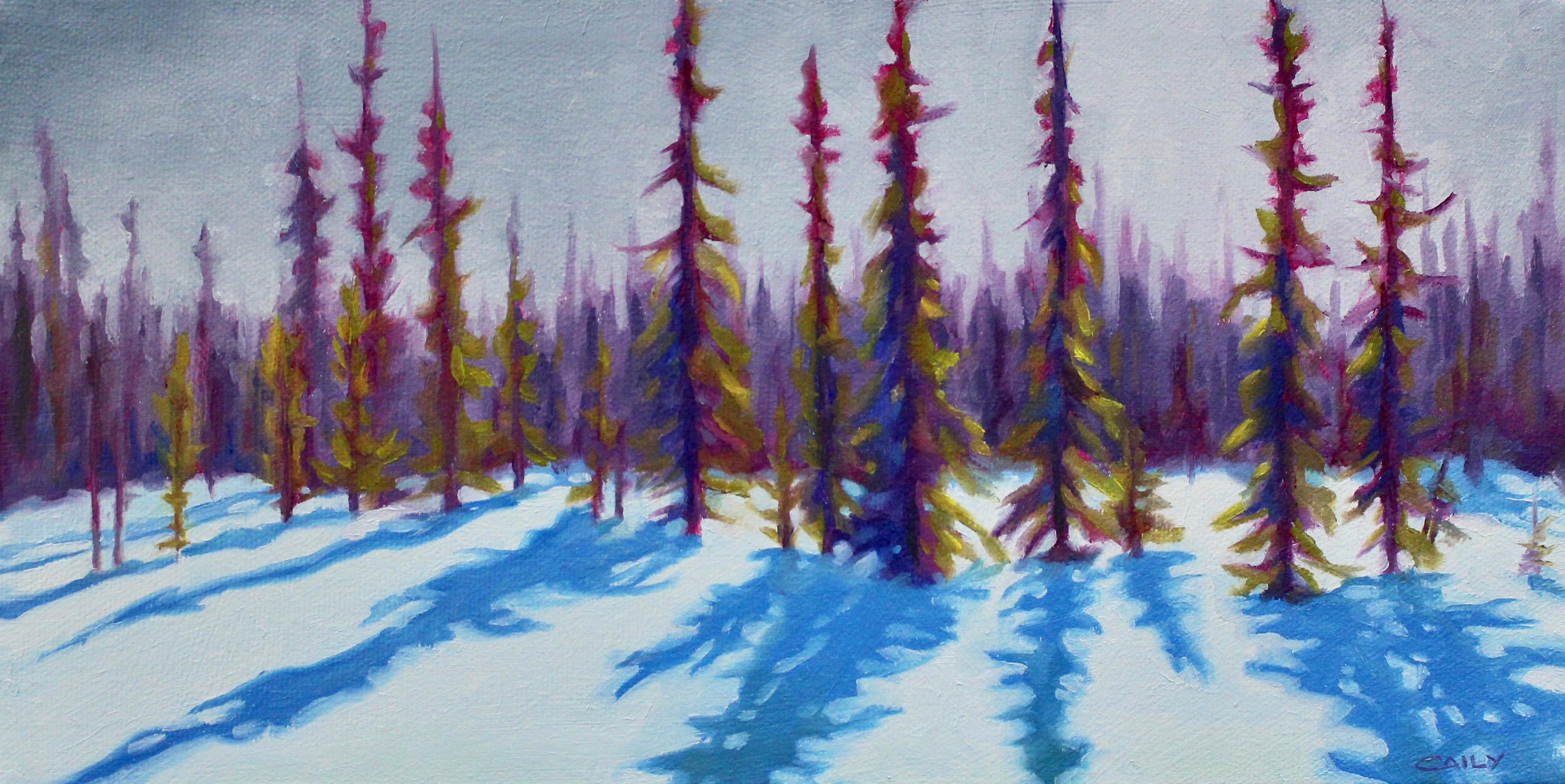 """Winter Bog"""