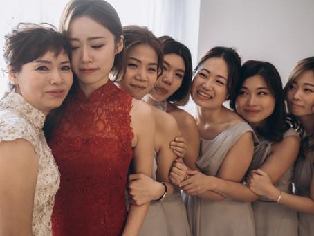 Yen & King Wedding Day @ Harbour Grand Kowloon
