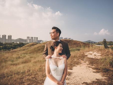 Kapo & Aday Pre-wedding @ Hong Kong