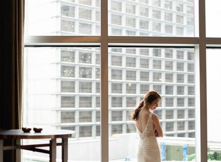 Li Ka & Kong Man Wedding Day @ Tsim Sha Tsui Hyatt Regency