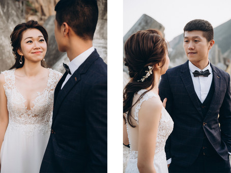 Emma & Ka Fai Pre-wedding @ Hong Kong
