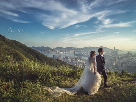 Tobie & Daniel Pre-wedding @ Hong Kong