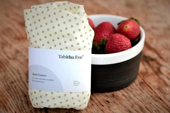 Bowl Covers by Tabitha Eve