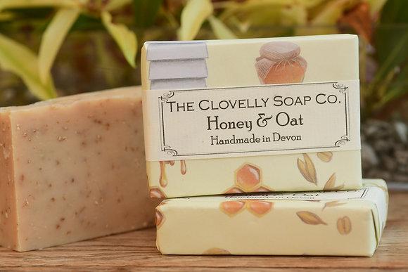 Oat Soap Bar