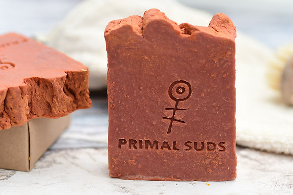 Primal Suds Billie Clay Cypress - 120g