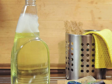 Easy swap No 4. - Cleaning Products