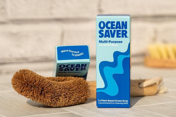 Cleaning Drop - All Purpose Floor Cleaner (Rhubarb Coral)