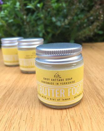 Mango Butter & Lemon Foot Balm - 30g