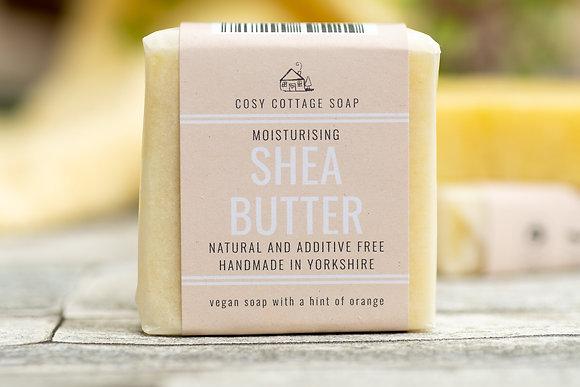 Moisturising Shea Butter Facial Soap