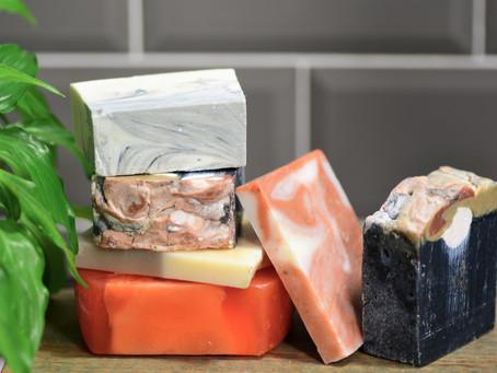 Easy Swap No 3. - Natural soap bars