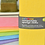 Thumbnail: Compostable Sponge Cleaning Cloths - Rainbow 6-pack