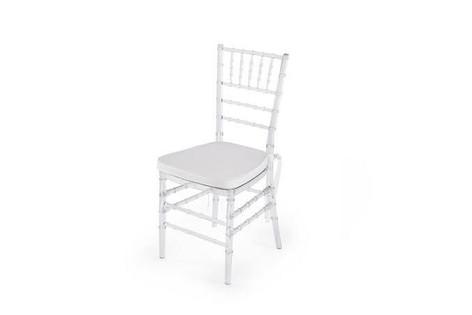 Cadeira Tiffany Branca - Ref. 1010