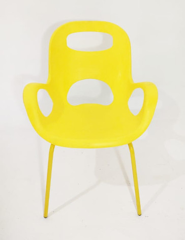 Cadeira Amarela Space - Ref. 1020
