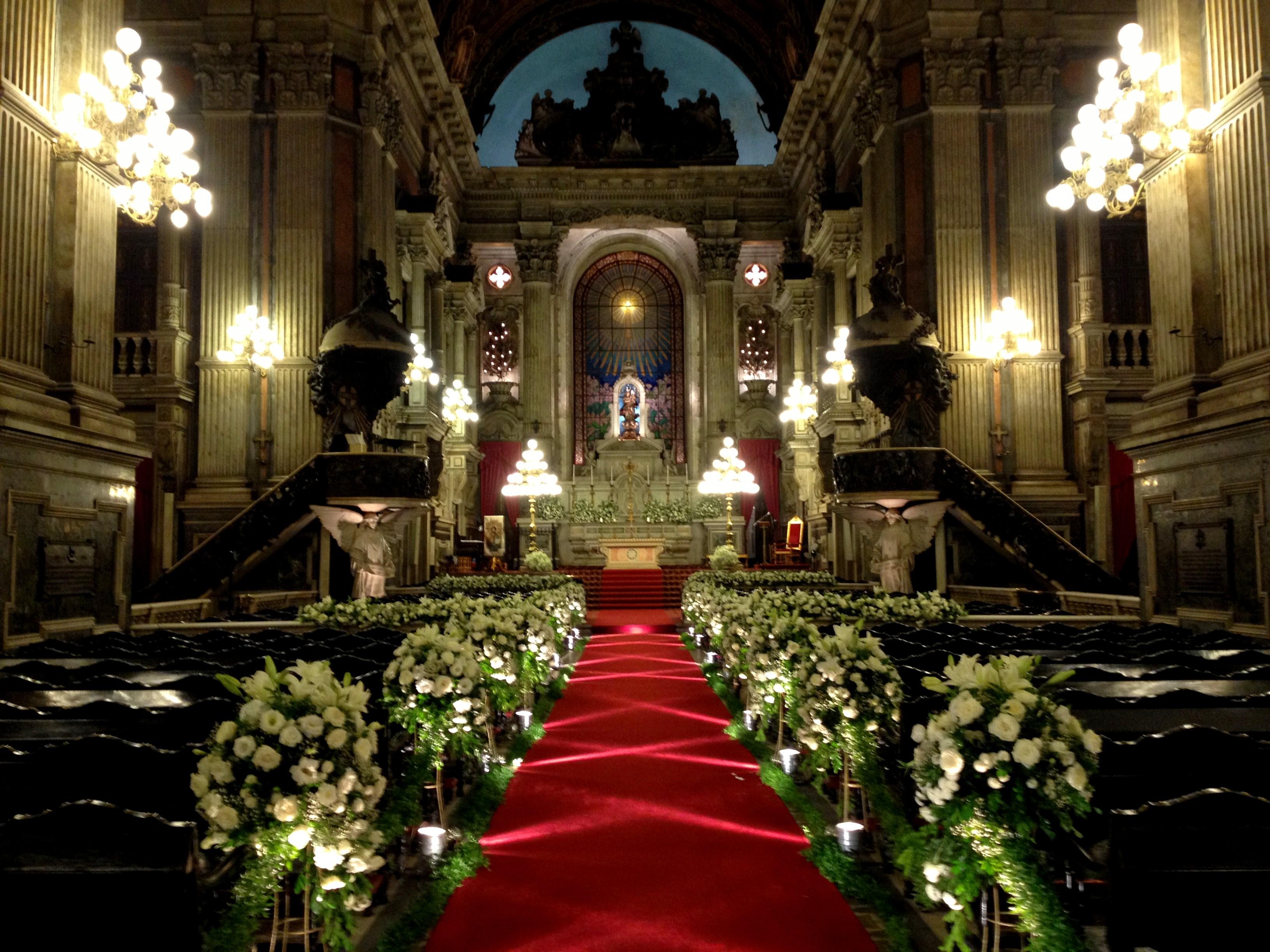 Igreja Candelária Rio de Janeiro