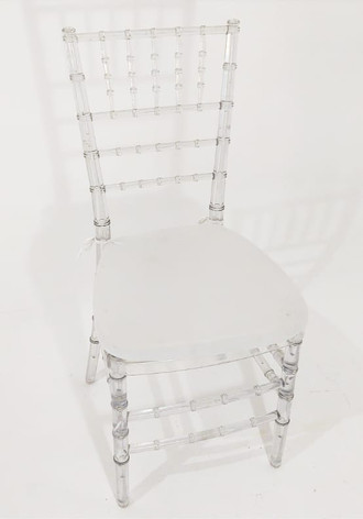 Cadeira Tiffany Cristal - Ref. 1009