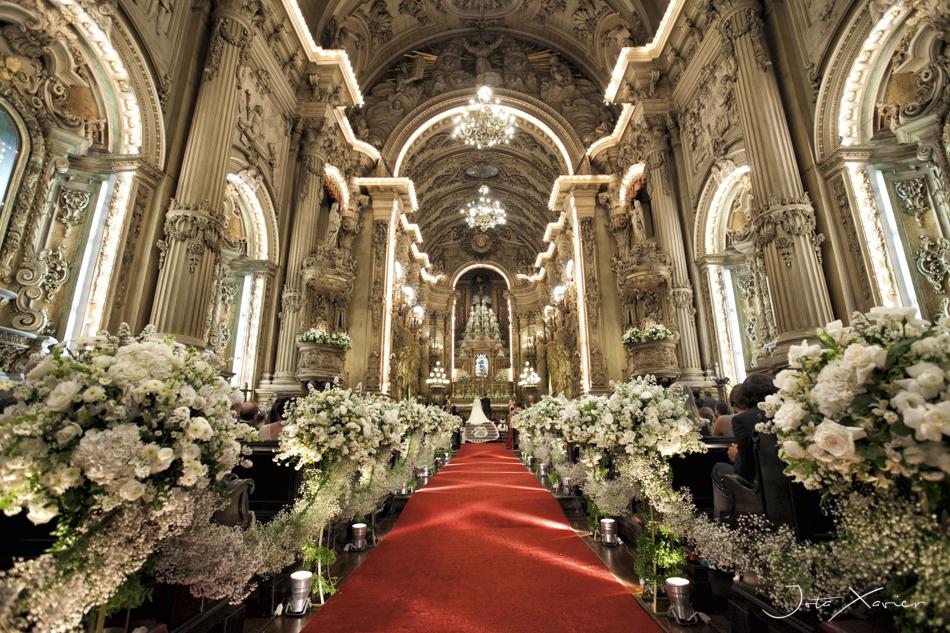 Igreja São Francisco de Paula RJ