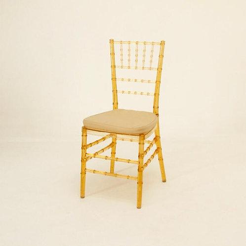 Cadeira tiffany ambar