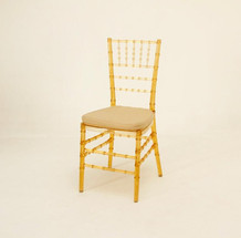 Cadeira Tiffany âmbar - REf. 1011