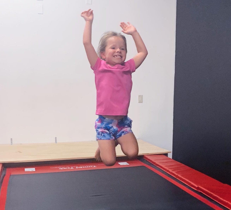 Preschool/Kindergarten Tumbling (3-6)