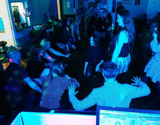 Norwich DJ, Dancing LOW!