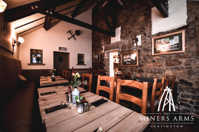 The Mining Room - Restaurant Area