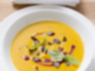 creamy-pumpkin-soup-with-balsamic-vinega