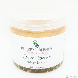Meyer Lemon Sugar Scrub