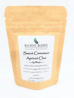 Sweet Cinnamon Apricot Chai