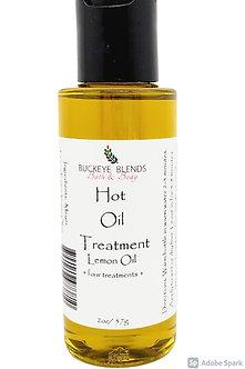 Hot Oil Treatment - Lemon