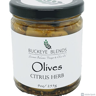 Citrus Herb Olives 9oz