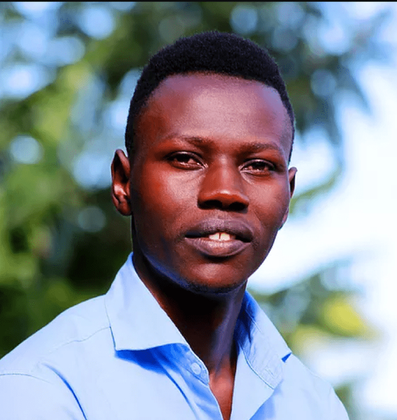 STAFF SPOTLIGHT: Meet Ivan Kenneth Opio, Gender Equality Advocate, Talented Media Assistant and Rapp