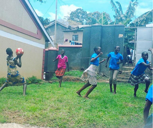 Creating Safe Spaces for Adolescent Girls to Work and Play