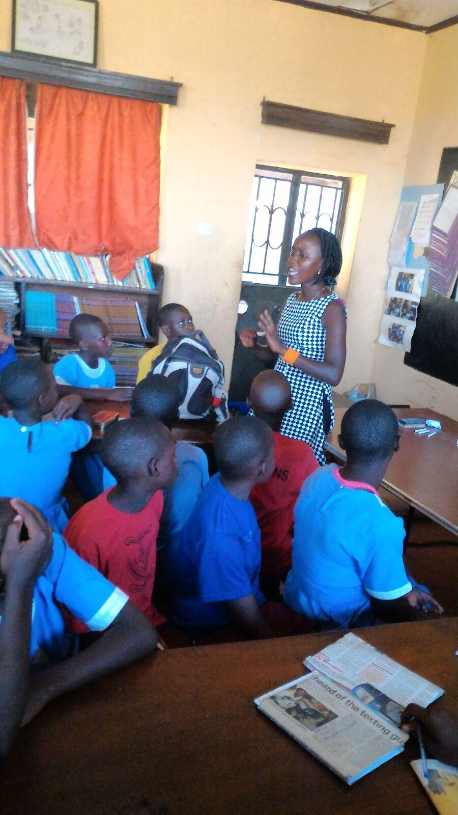 Girls Health Education