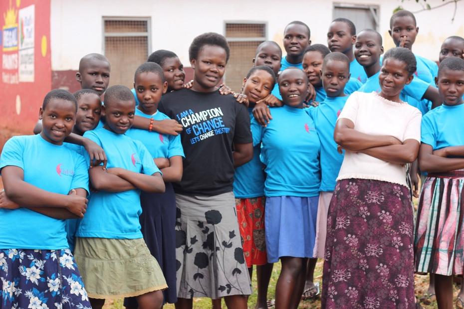 STAFF SPOTLIGHT – Meet Marion Achom, Girls' Advocate