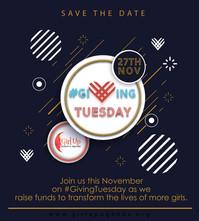 #GivingTuesday with Girl Up Uganda