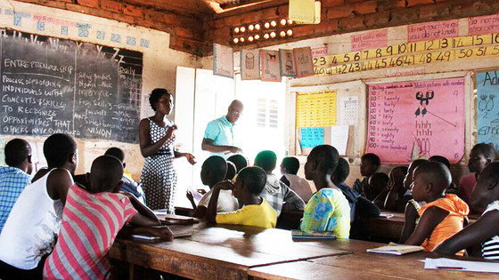 How two women are empowering girls in Uganda