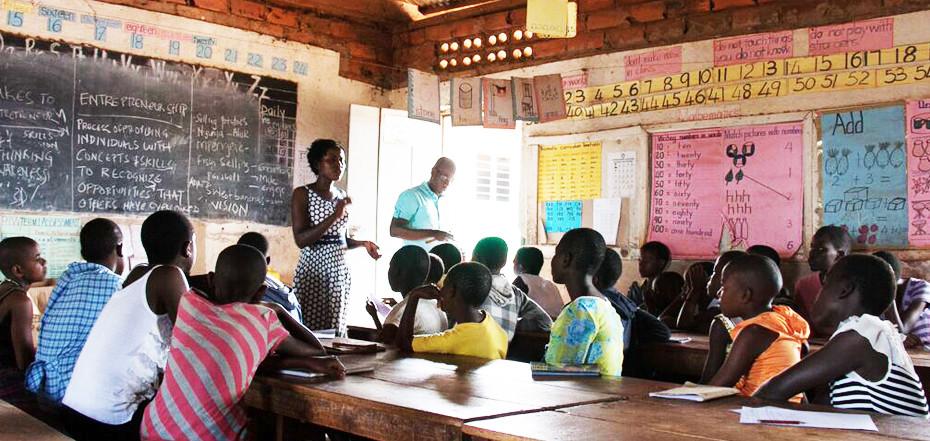 How two women are empowering girls in Uganda