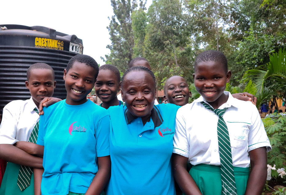 TEACHER SPOTLIGHT: Meet Margaret Nambozo, Grandmother to Thousands of Girls!