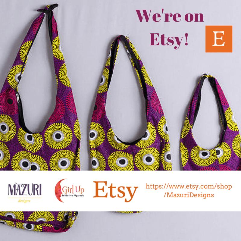 Mazuri Designs Opens Online Shop!