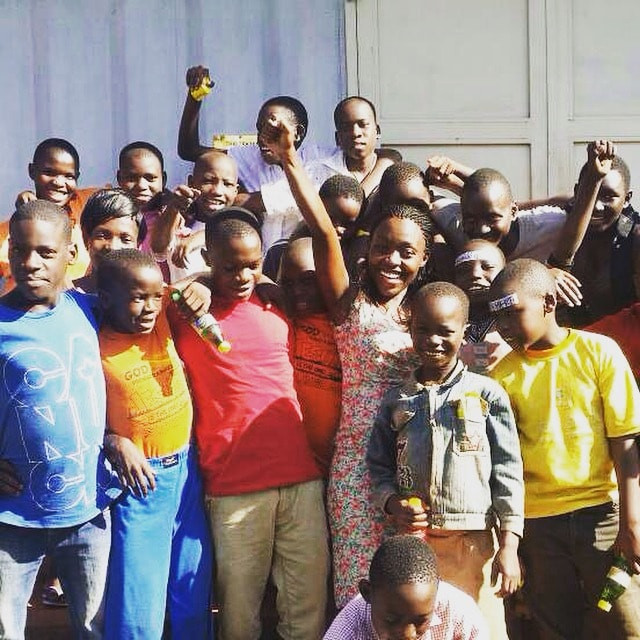 STAFF SPOTLIGHT: Meet Clare Tusingwire, Community Worker