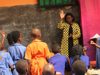 The Uniqueness of Being Differently Abled- Bringing the AGP into the Uganda School for the Deaf
