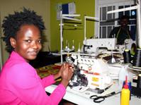 STAFF SPOTLIGHT: Meet Annet Kyokutamba, Gifted Seamstress