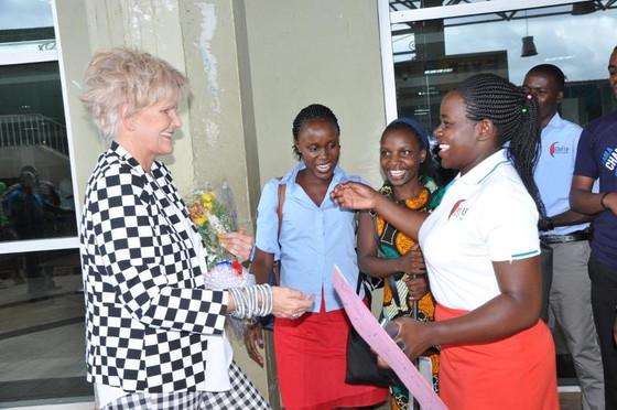 PJ Powers Visit to Uganda! #PJPowersInKLA