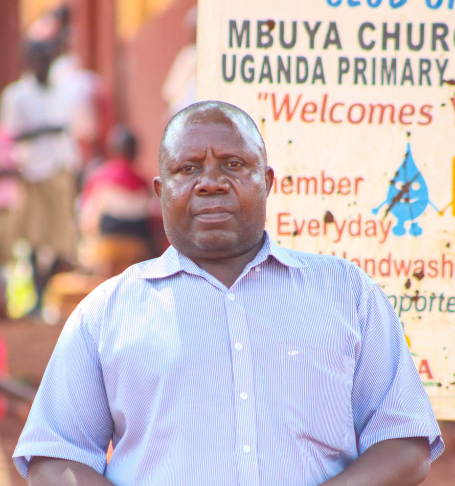 TEACHER SPOTLIGHT: Meet John Steven Kabuna, Champion for Education for All