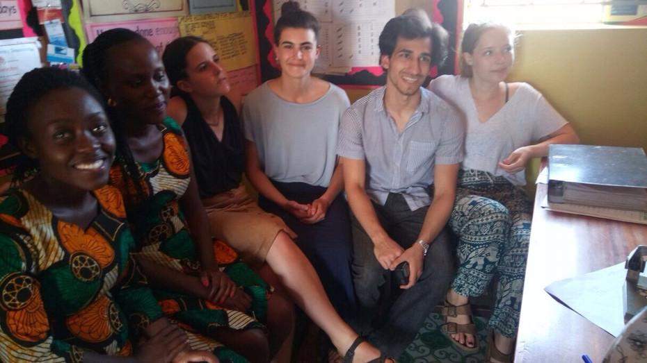 Welcoming Students from the IHP Social Entrepreneurship Program