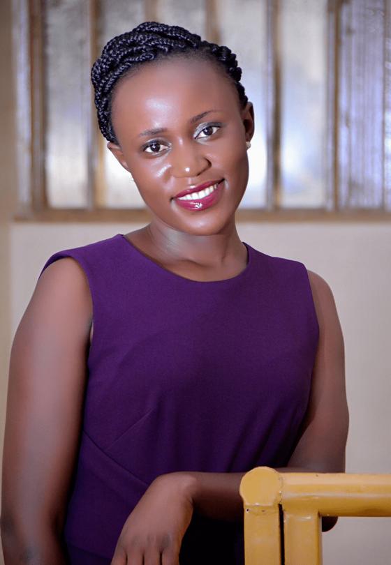 STAFF SPOTLIGHT- Meet Monica Nyiraguhabwa, Our Inspiring Team Leader!