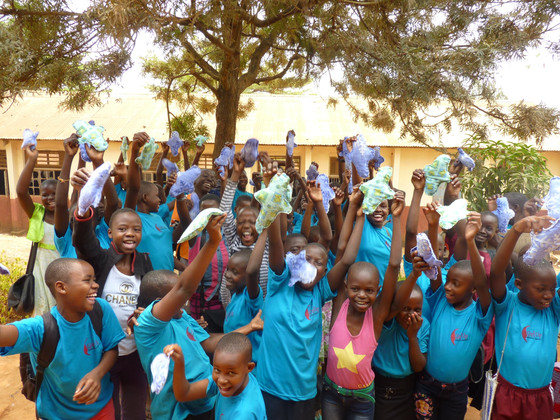 Thanks to the Segal Family Foundation, Girl Up Uganda is in 2 More Schools!